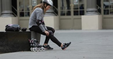 Prevent Rollerblading Injuries