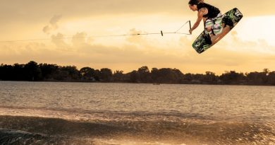 Wakeboarding is Booming!