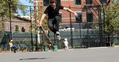 Skateboarding Terms Glossary