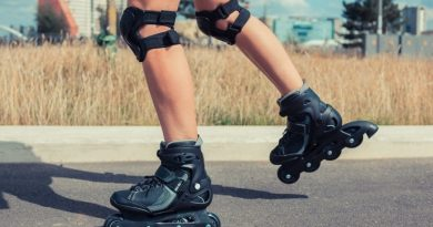 The Mechanics Behind The Art of Roller Skating