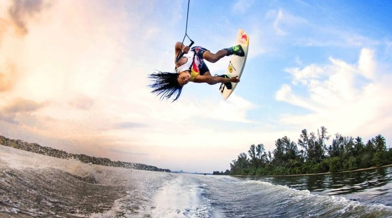Wakeboarding - Water Surface