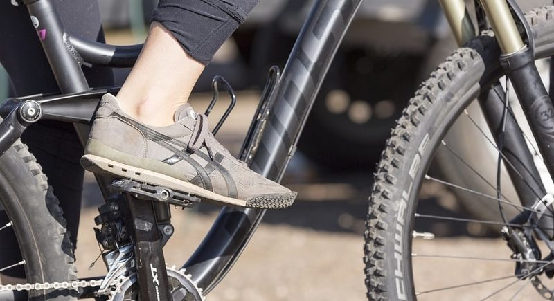 Types of Mountain Biking Pedals