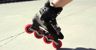 Rollerblade Tolerances Wheels