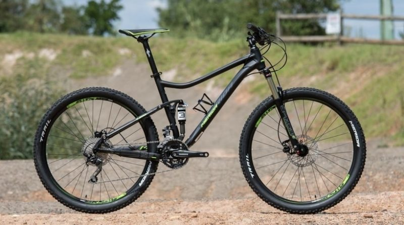 Hardtail or Full Suspension?