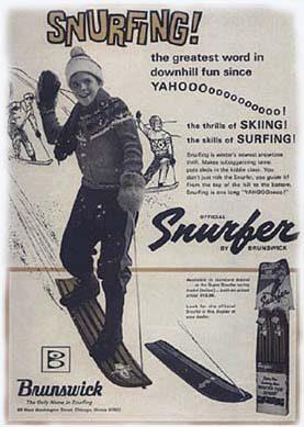 Snowboarding History