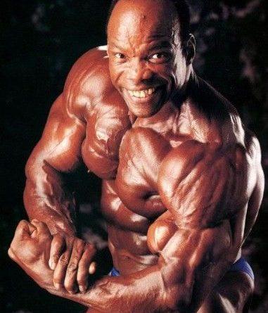 Albert Beckles - The Vegetarian Bodybuilder of Pumping Iron