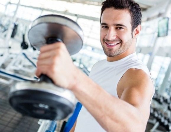 Building Muscle Fast - Lose Weight and Build Muscles