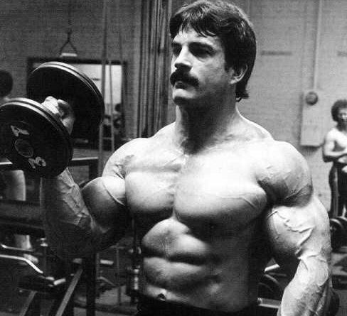 Mike Mentzer - The Philosopher Muscle Man of Pumping Iron