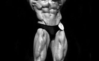 Pumping Iron Alum Frank Zane Brains Plus Brawn