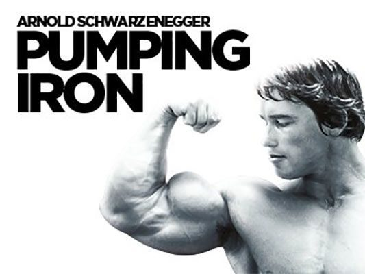 Pumping Iron - The Film that Launched a National Bodybuilding Craze