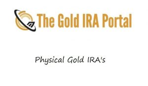 Physical Gold IRA's