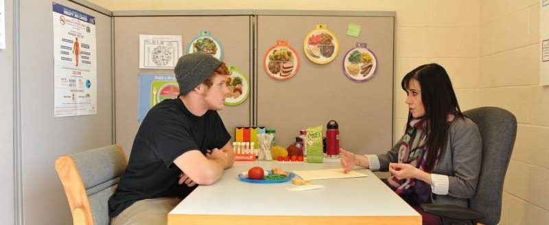 Accredited Nutrition and Dietitian Programs