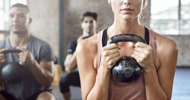 Weight Training Exercises - Exercise Workouts - Aerobic Exercise