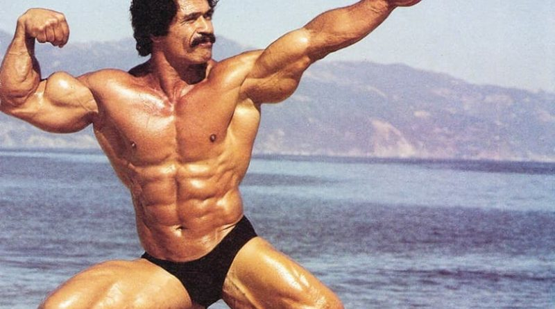 Ed Corney - Perhaps the Best Poser in Pumping Iron