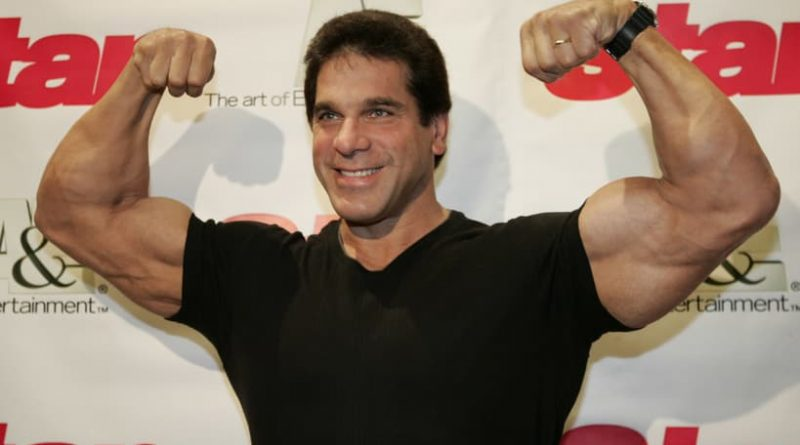 Lou Ferrigno - How Pumping Iron Gave Birth to the Incredible Hulk