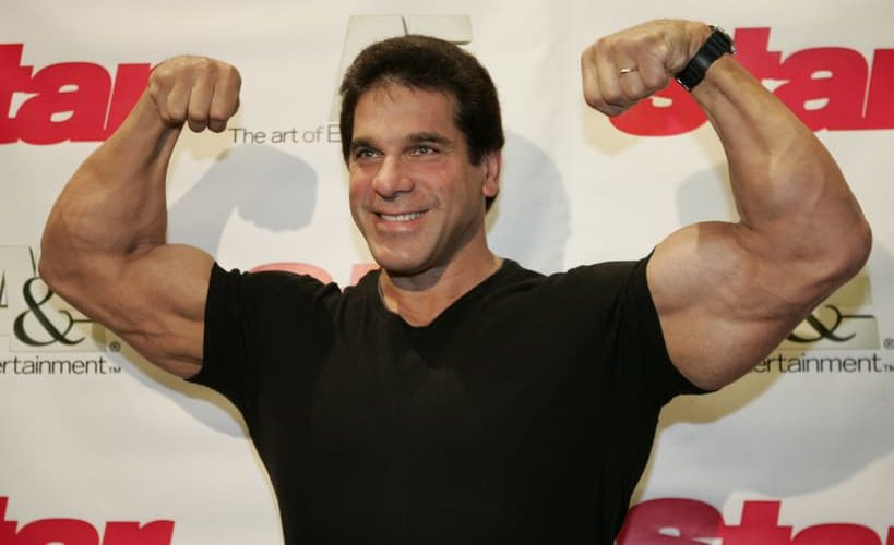 lou ferrigno how pumping iron gave birth to the incredible hulk
