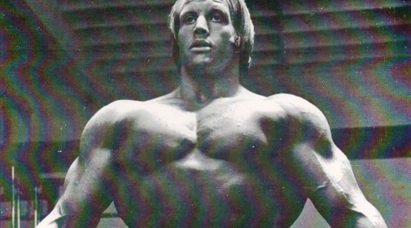 Mike Katz - A Pumping Iron Star with a Big Chest and a Big Heart