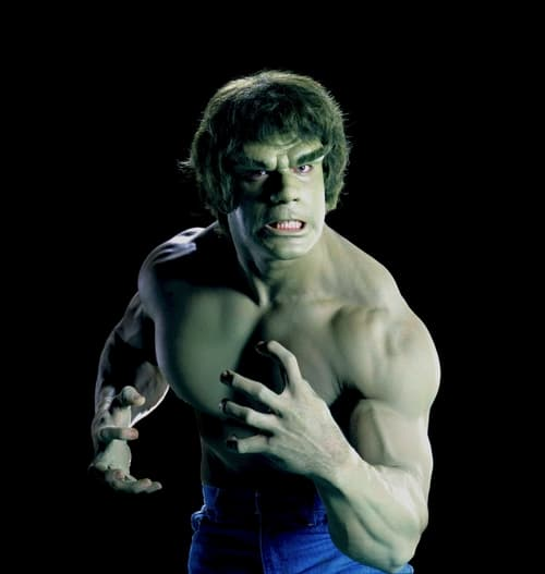 The Incredible Hulk - Lou Ferrigno
