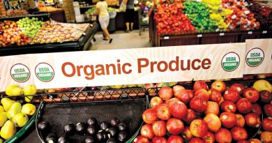 The Benefits Of Organic Food – Some Of The Non-Benefits