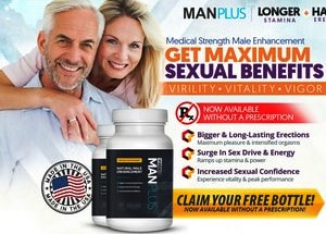 Man Plus Male Enhancement