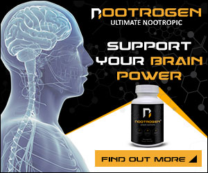 Nootrogen - Boost Brain Power